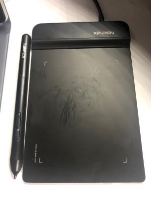 comprar tableta gráfica xp-pen star g430s barata por menos de 30€