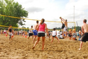 H.O.P.E. Volleyball Summerfest