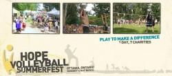H.O.P.E. Volleyball Summerfest