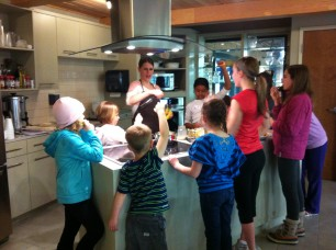 Kids Can Cook-with Holistic Nutritionist Kristin McCaig