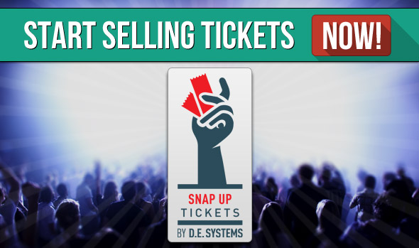 Snap Up Tickets - Online Event Registration and Online Ticket Sales