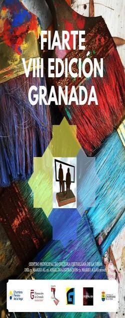 Spain, the Portuguese artist Santiago Ribeiro in FIARTE by Yamal Din